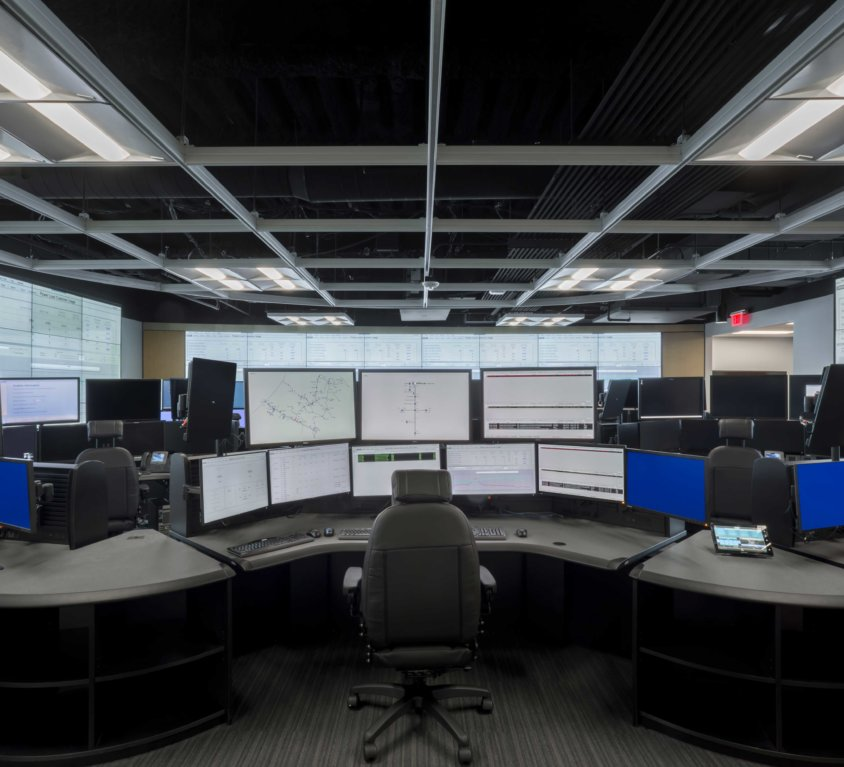 PNG GAS CONTROL ROOM
