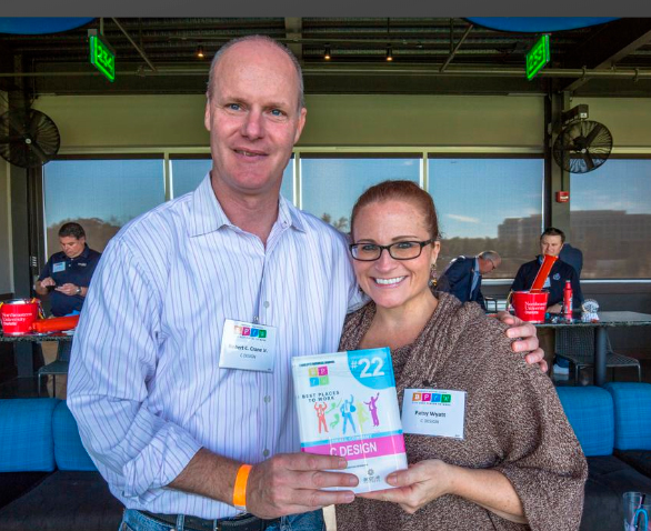 CBJ Brings Best Places To Work Honorees to the Fore With High-Energy Awards Event at Topgolf